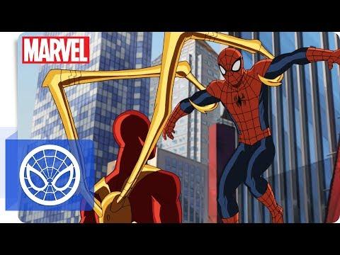 Der ultimative Spider-Man - Die Tarnung des Taskmasters (Teil 1)   NEU auf Marvel HQ Deutschland