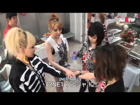 [Vietsub] 2NE1 in Phillippines {21TEAM} Music Videos