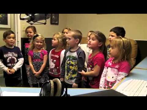 Yucaipa Christian School Kindergarten Christmas Story
