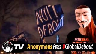 #GlobalDebout International day of Action May 15th, 2016