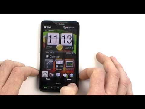 RepairsUniverse reviews the HTC HD2