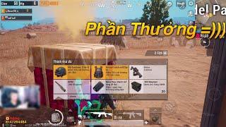 PUBG Mobile | Săn Lùng Thanh Niên Ôm Flare Gun Bỏ Trốn || Tấc Đất Tấc Vàng Bo Cuối 😆