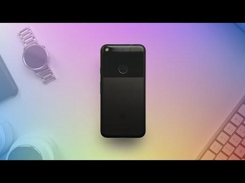 Полный обзор Google Pixel и Pixel XL