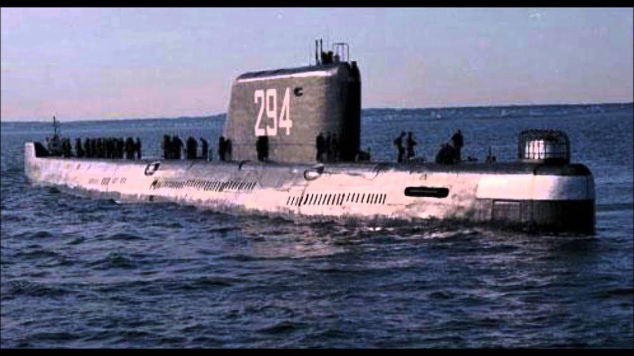 Подводная лодка К-19 - Russian Submarine K-19 - YouTube