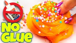 1 INGREDIENT SLIME! TESTING 9 MORE NO GLUE SLIME RECIPES!