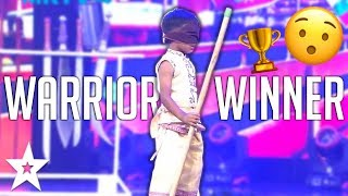 Dangerous Kid MARTIAL Artist Is The WINNER Of Myanmars Got Talent 2019! | Got Talent Global