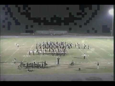 Cedar Ridge High School Marching Band Earth Wind & Fire 2005