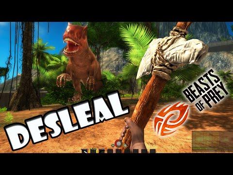 Sobrevivência Prehistorica EPICO - Beasts of Prey