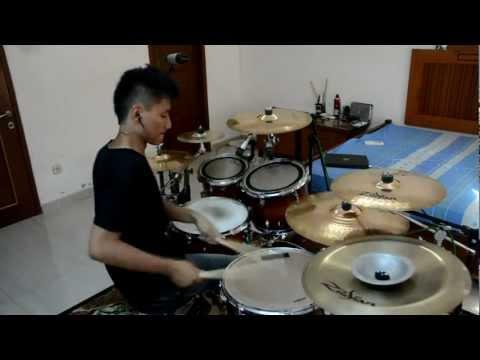 Wiwid - Ari Lasso - Mengejar Matahari (Drum Cover)