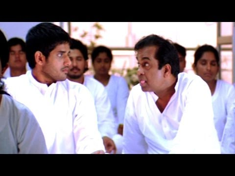 Brahmanandam & Yasho Sagar Funny Comedy Scene - Ullasamga Utsahamga Movie video