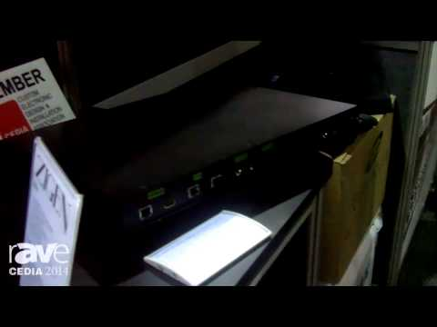 CEDIA 2014: Zigen Mentions their Presentation Switch with 4K Ultra HD
