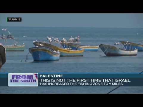 Palestine: Israel Temporarily Expands Fishing Zone for Gaza Fishermen