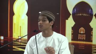 """Connect With The Quran"" Part2 Talk by Brother Hisham Jafar @ Al Manar Islamic Centre Dubai 03-07-15"