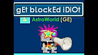 Growtopia - Annoying the Community of Growtopia