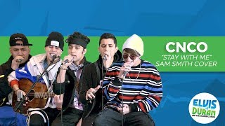 "CNCO - ""Stay With Me"" Sam Smith Cover 