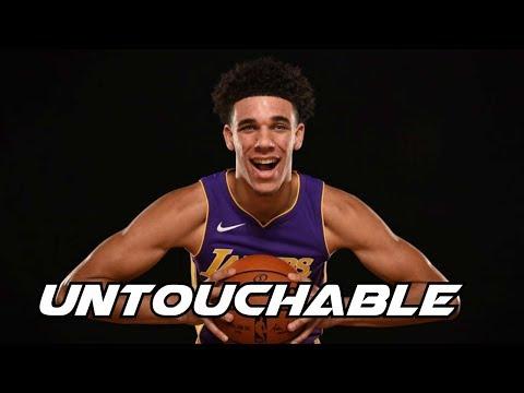 Lonzo Ball Mix 'Untouchable' 2017 ᴴᴰ