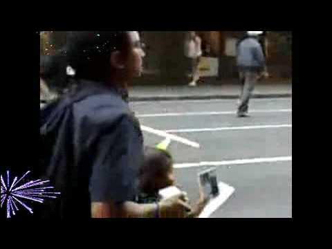 srilankan sexy flag going down on road thumbnail