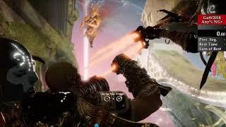 Highlight: Kratos brutal deeath in Alfheim....