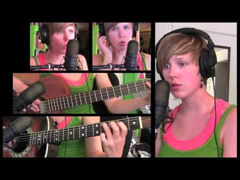 Nataly Dawn singing Do What You Want, by OK Go