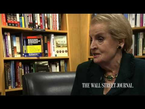 Madeleine Albright on Women and Leadership
