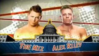 WWE Capitol Punishment 2011 Full Match Card + Predictions