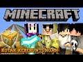 BENCANA KOTAK KEBERUNTUNGAN ft. 4Brothers | Minecraft Indonesia Lucky Block Race