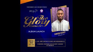 #TheWhiteGarment Presents Samson Serafu @ The Glory Crusade 2019 - Ebami Dupe