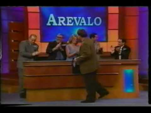 Family Feud - Arevalo vs Lewis family - pt1