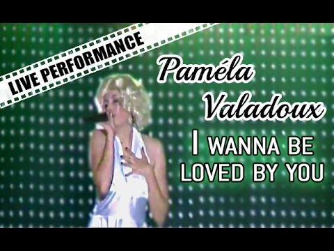 Marylin Monroe - I Wanna Be Loved By You (Paméla Valadoux Live Performance)