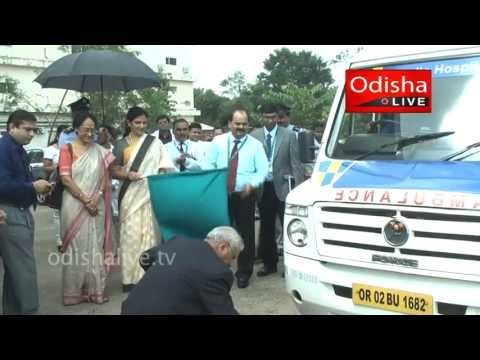 Cyclone & Flood Medical Relief In Odisha - By Apollo Hospitals - Bhubaneswar video