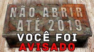 10 ASSUSTADORAS CÁPSULAS DO TEMPO DO PASSADO