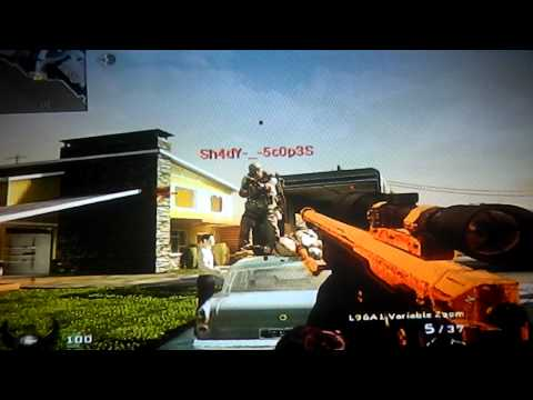 Xxx How To Quickscope In Black Ops After Patch!!!!!!!!!!!!!!!!! video