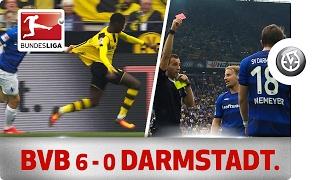 Dortmund vs. Darmstadt - Black & Yellow Six-Pack