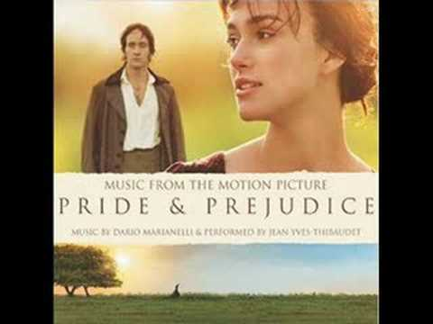 Soundtrack - Pride and Prejudice - Cant Slow Down