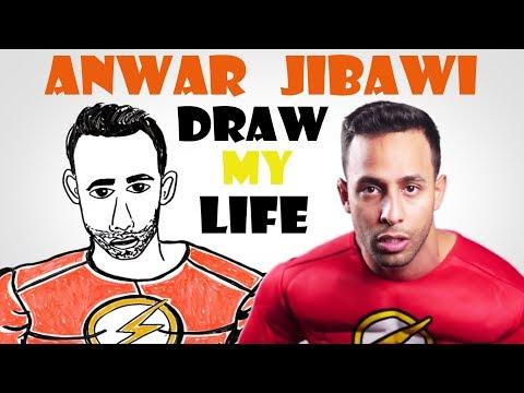 Draw My Life : Anwar Jibawi