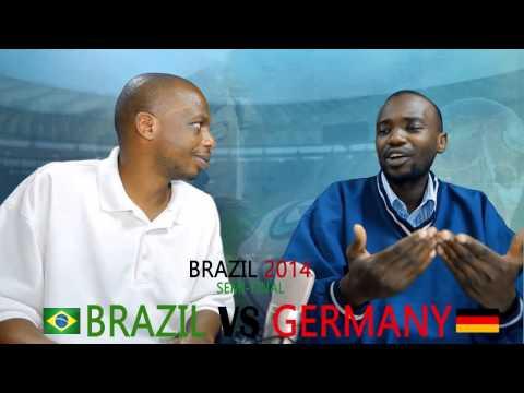 BRAZIL VS GERMANY POST MATCH ANALYSIS WORLD CUP 2014