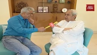 Naveen Patnaik Exclusive Interview With Rajdeep Sardesai | Lok Sabha Elections 2019