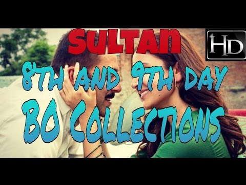 Sultan 8th and 9th day box office collections!! Unbelievable!! Total Worldwide collections!!!