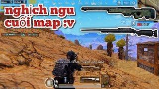 PUBG Mobile - Toàn Thính Ngon   Cầm Combo Sniper AWM + M24 Gần Cuối Game Nghịch Dại Solo Squad