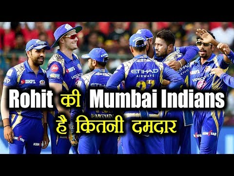 IPL 2018 : Rohit Sharma's Mumbai Indians SWOT Analysis | वनइंडिया हिंदी
