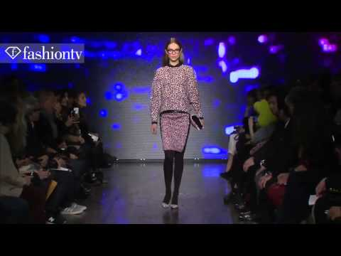 DKNY Fall/Winter 2013-14 | New York Fashion Week NYFW | FashionTV
