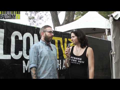 CITY AND COLOUR - interview with Dallas Green