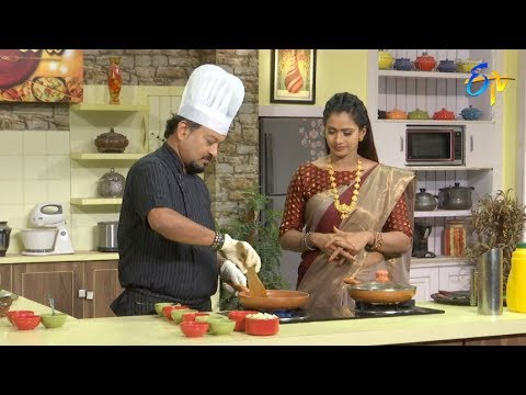 Telugu Ruchi | 22nd August 2018 | Full Episode | ETV Telugu