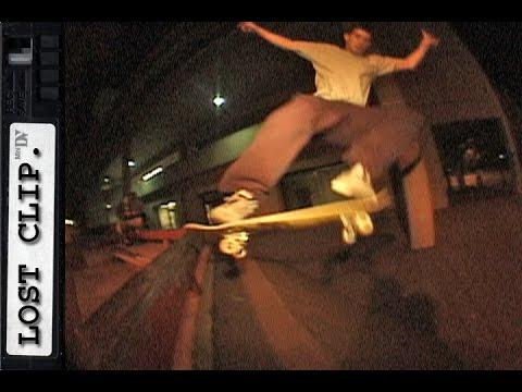Ricky Oyola Lost & Found Skateboarding Clip #166 Trenton