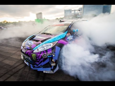 Monster Energy: Ken Block's Tokyo Experience video
