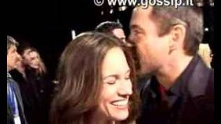 Robert Downey Jr., un divo romantico