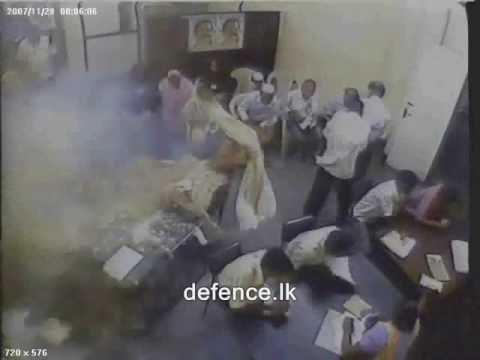 Video Of The Bomb Blast At Colombo Epdp-japuraalwis video