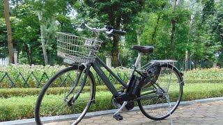 Xe đạp điện Nhật cũ Yamaha pas city S8/ nguonhangre.com/0965 2010 25