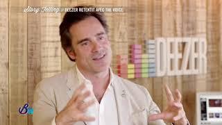 """Deezer retentit avec The Voice"" - Emission Brushing - TF1 Pub"