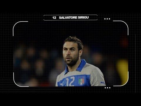 Salvatore Sirigu - I convocati di Prandelli